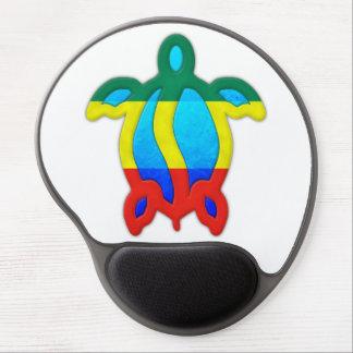 Jamaican Turtle Gel Mouse Pad