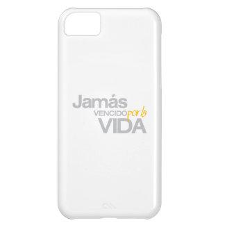 JAMAS VENCIDO POR LA VIDA (p1002) iPhone 5C Case