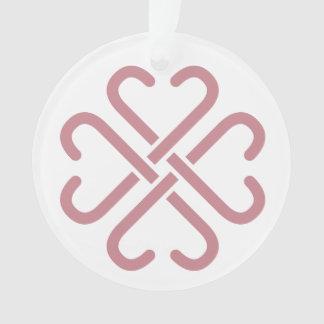 Jamberry circle ornament