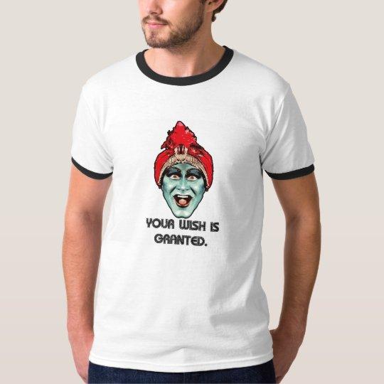 Jambi Pee Wee's Playhouse Ringer T shirt tee