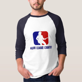 JAMBOREE MAJOR LEAGUE COUNTRY MUSIC T-Shirt