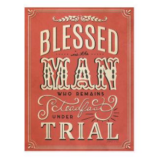 James1:12 Postcard