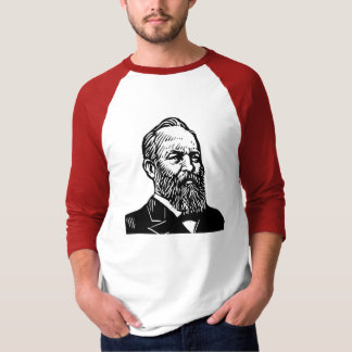 "James A Garfield ""20"" Tee"