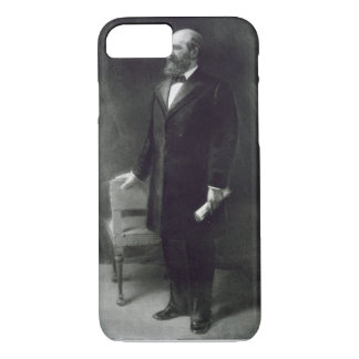 James A. Garfield, 20th President of the United St iPhone 8/7 Case