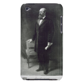 James A. Garfield, 20th President of the United St iPod Case-Mate Case