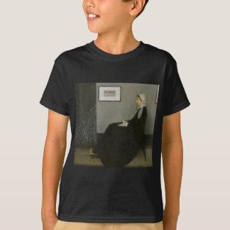 James Abbott Whistler - Whistler's Mother T-Shirt