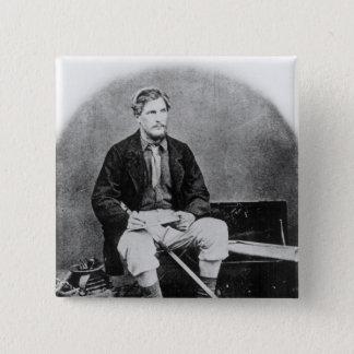 James Augustus Grant 15 Cm Square Badge