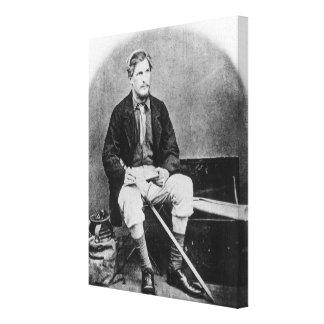 James Augustus Grant Canvas Print
