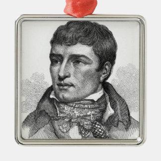 James Belcher Christmas Ornament