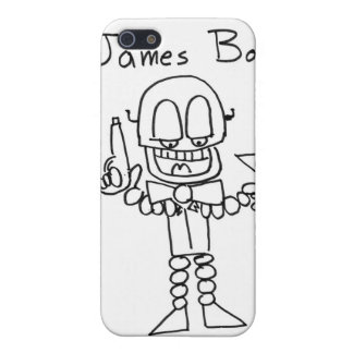 James Bot Cell Phone Case iPhone 5/5S Case