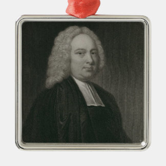 James Bradley, engraved by Edward Scriven Christmas Ornament