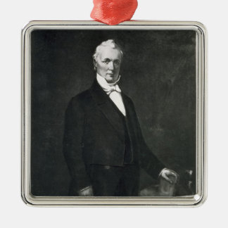 James Buchanan, 15th President of the United State Christmas Ornament