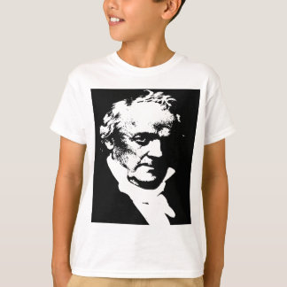 James Buchanan silhouette T-Shirt