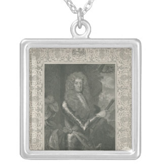 James Butler, 12th Earl and 1st Duke of Silver Plated Necklace