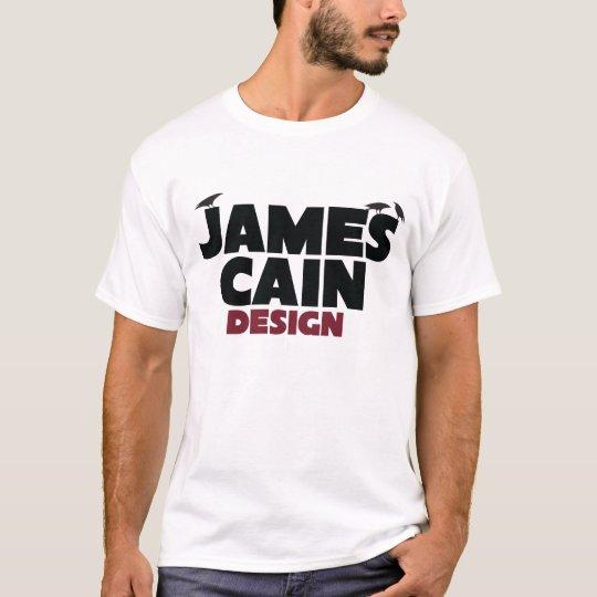 James Cain Design T-Shirt