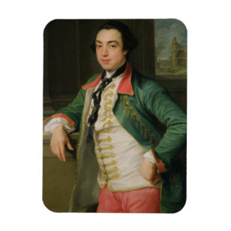 James Caulfield (1728-99), 4th Viscount Charlemont Rectangle Magnets