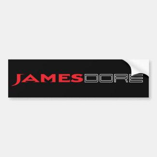 """James Dore' Porsche Style """"HPE"""" Sticker"""