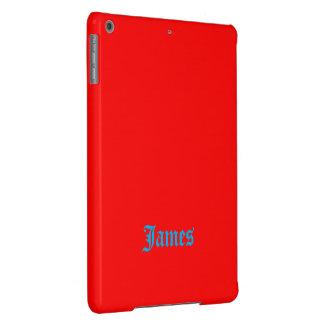 James Ferrari Red iPad Air Cover