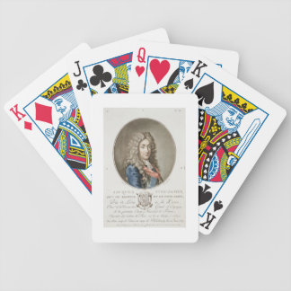 James Fitzjames (1670-1733), 1st Duke of Berwick, Bicycle Playing Cards