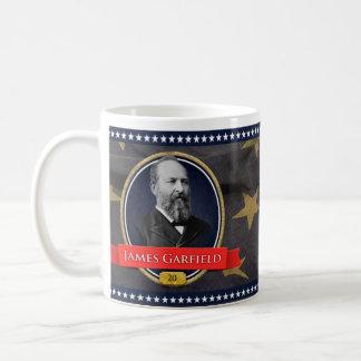 James Garfield Historical Mug