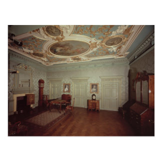James Gibbs Drawing room from Henrietta Place Postcard