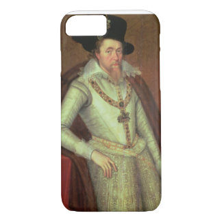 James I (1603-25) and VI of Scotland (1567-1625) iPhone 8/7 Case