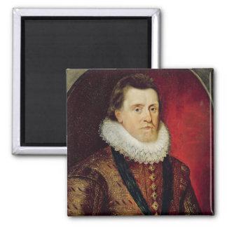 James I Magnet