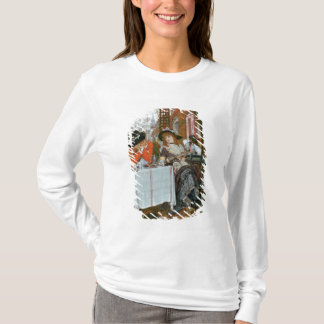 James Jacques Joseph Tissot | A Luncheon T-Shirt