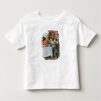 James Jacques Joseph Tissot | A Luncheon Toddler T-Shirt