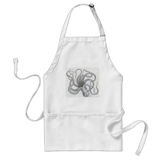 James Johonnot - Octopus Standard Apron