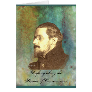 James Joyce Card