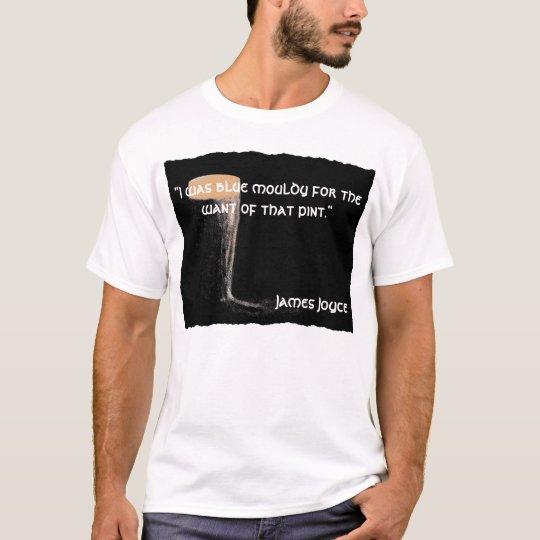James Joyce Quote T Shirt