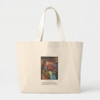 James Knox Polk Citizen Soldier Canvas Bag