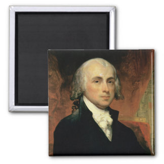 James Madison 2 Magnet