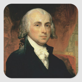 James Madison 2 Sticker