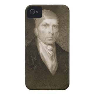 James Madison aged 82, engraved by Thomas B. Welch iPhone 4 Cover