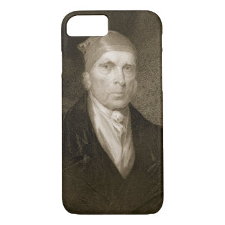 James Madison aged 82, engraved by Thomas B. Welch iPhone 8/7 Case