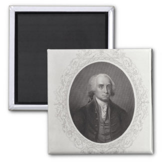 James Madison Square Magnet