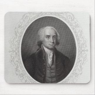 James Madison Mouse Pad