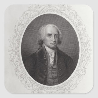 James Madison Stickers