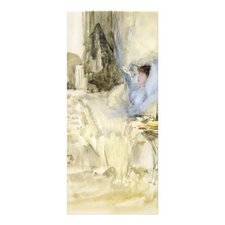 James McNeill Whistler: Convalescent Rack Card
