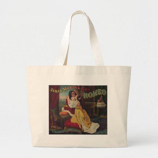 James Moran & Co's Romeo Chewing Tobacco Canvas Bag