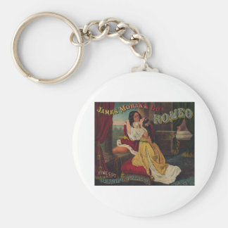 James Moran & Co's Romeo Chewing Tobacco Keychains