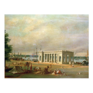James Prinsep's Memorial, on the Hooghli River, Ca Postcard