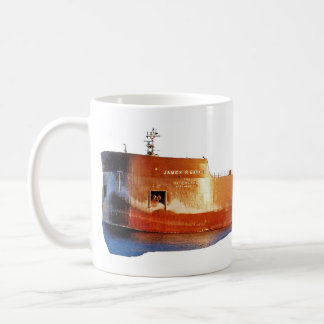 James R. Barker mug
