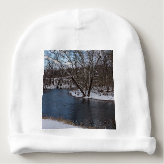 James River Cuts Back Baby Beanie