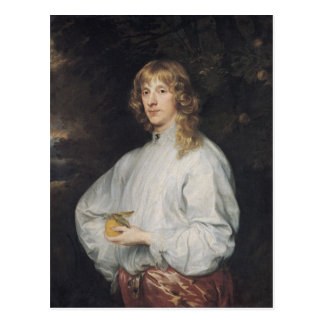 James Stuart  Duke of Richmond and Lennox Postcard