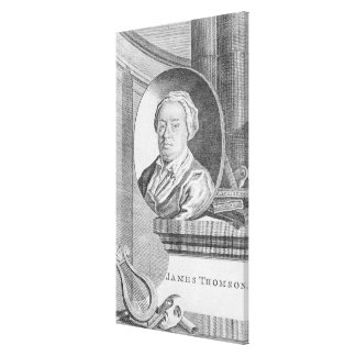 James Thomson Canvas Print