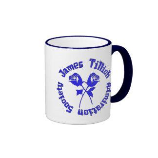 James Tillich Admiration Society Ringer Mug
