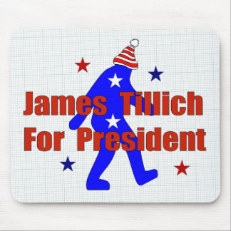 James Tillich For President Mouse Pad